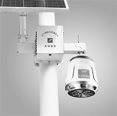 网格化微型空气监测站