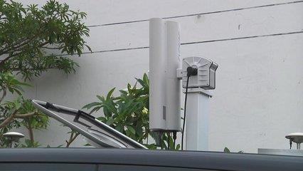 颗粒物激光雷达监测设备