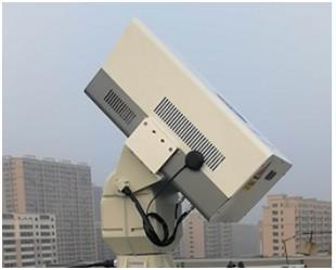 高能高频气溶胶颗粒物激光雷达