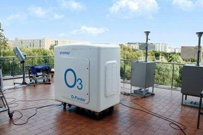 臭氧激光雷达监测设备