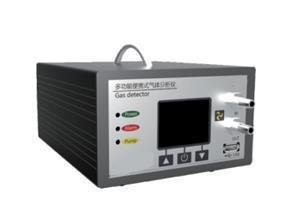 便携式泵吸多功能气体检测仪
